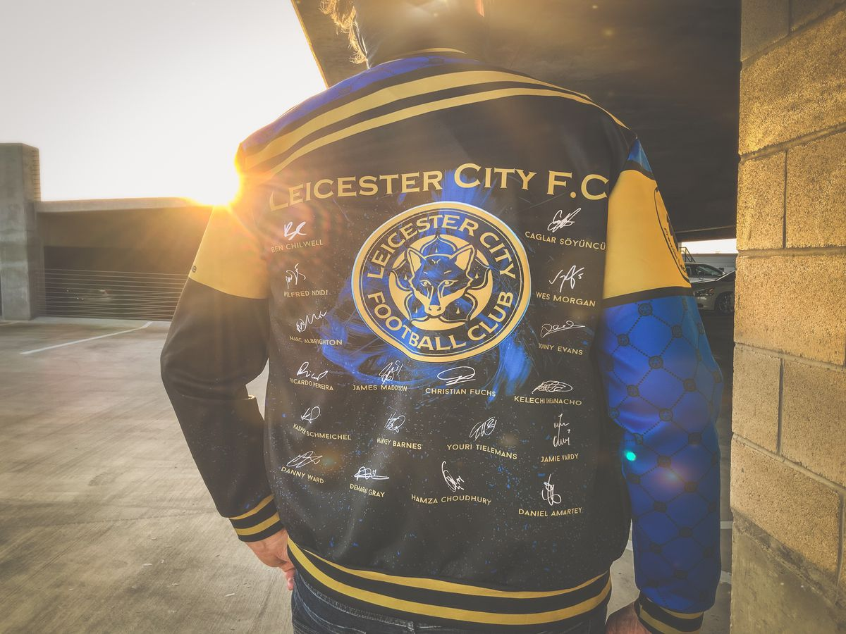 Full image of the back of the jacket.