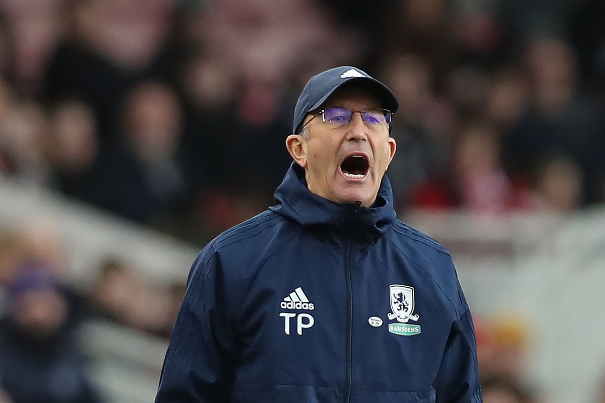 Middlesbrough v Brighton and Hove Albion - The Emirates FA Cup Fourth Round