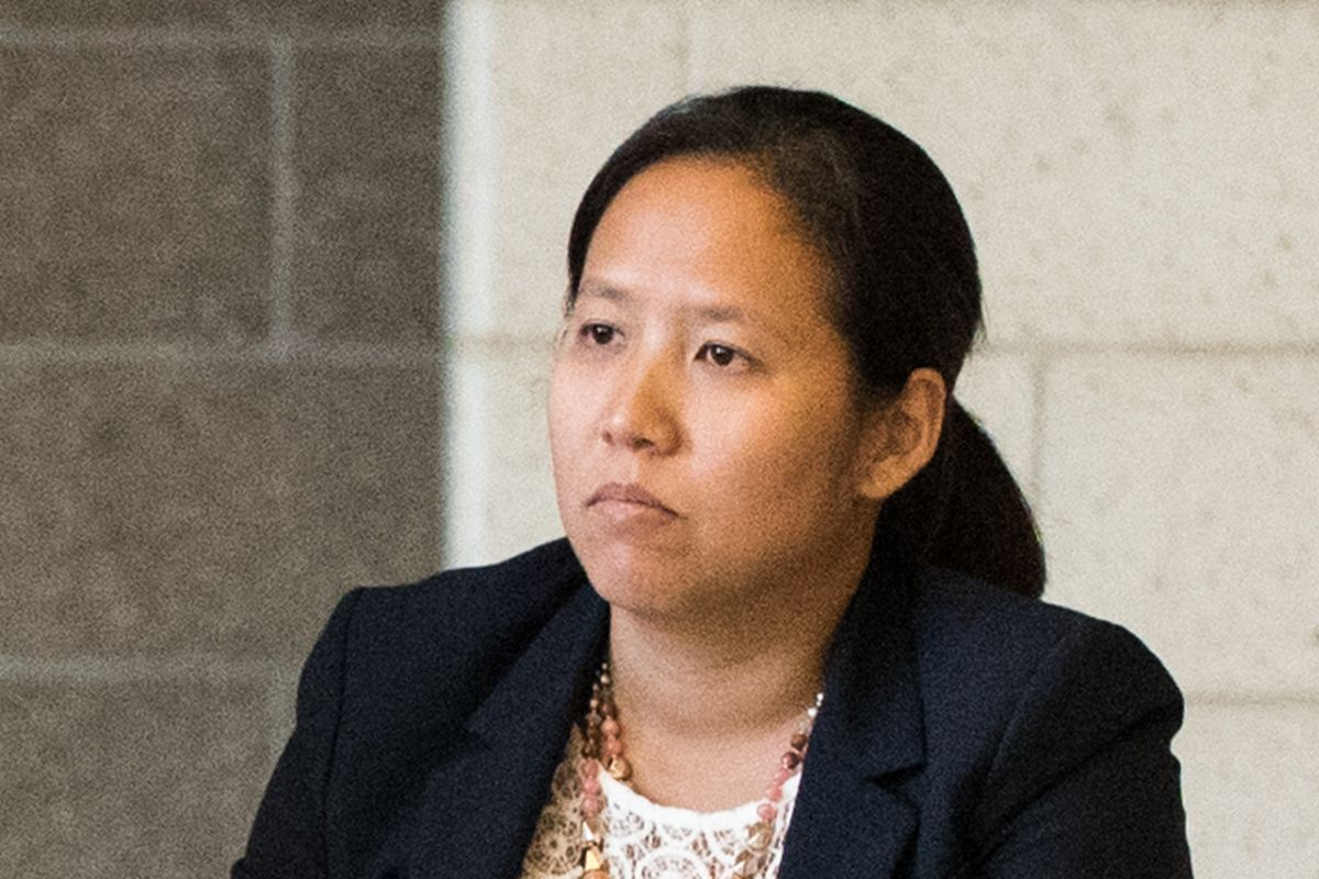 Jennie Huang Bennett, Chicago's chief financial officer