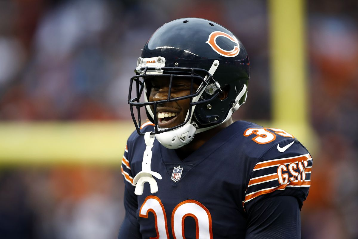 ce3531c73db Eddie Jackson should be poised to terrorize NFL quarterbacks on a  consistent basis. Photo by Wesley Hitt/Getty Images