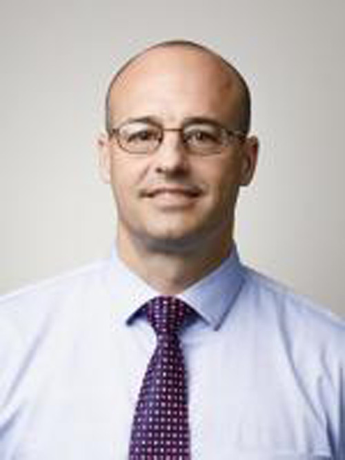 Dr. Martin Lucenti, medical director of Vizient.