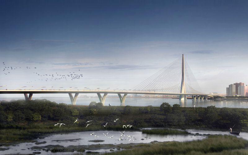 zaha hadid bridge