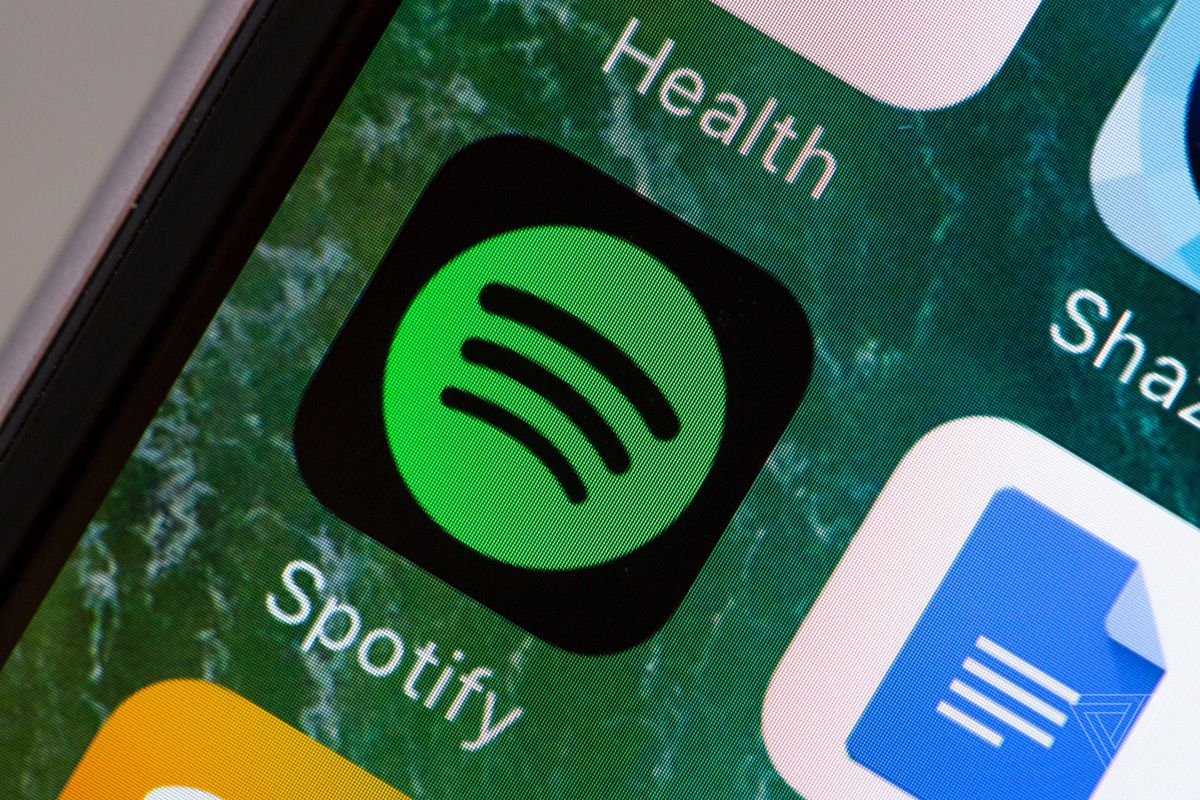 Spotify is trialling a 'sponsored song' ad unit