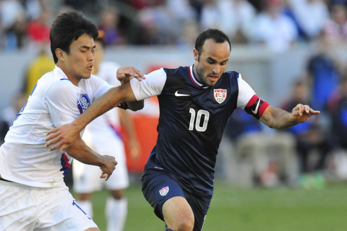 """Donovan said, """"Forget about a soccer match,"""" but the USMNT reportedly won't have to."""