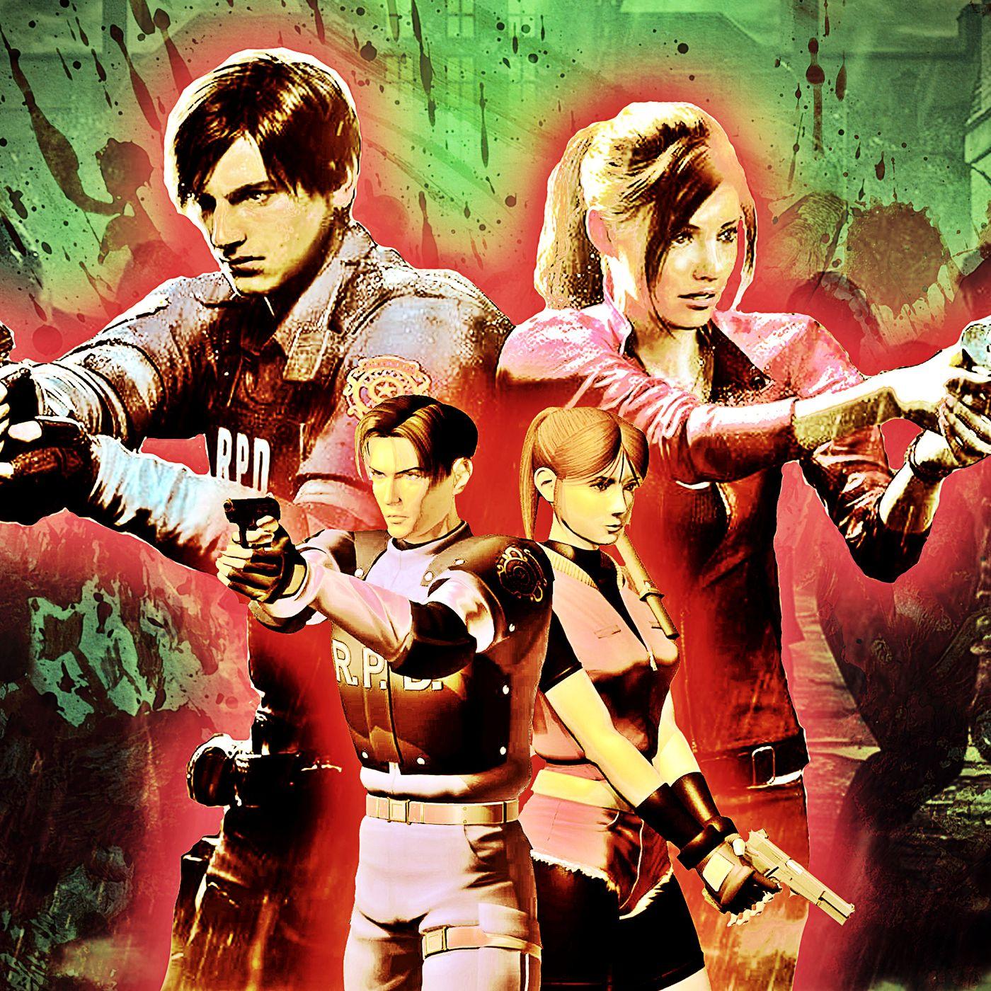 The Return Of Resident Evil 2 The Ringer