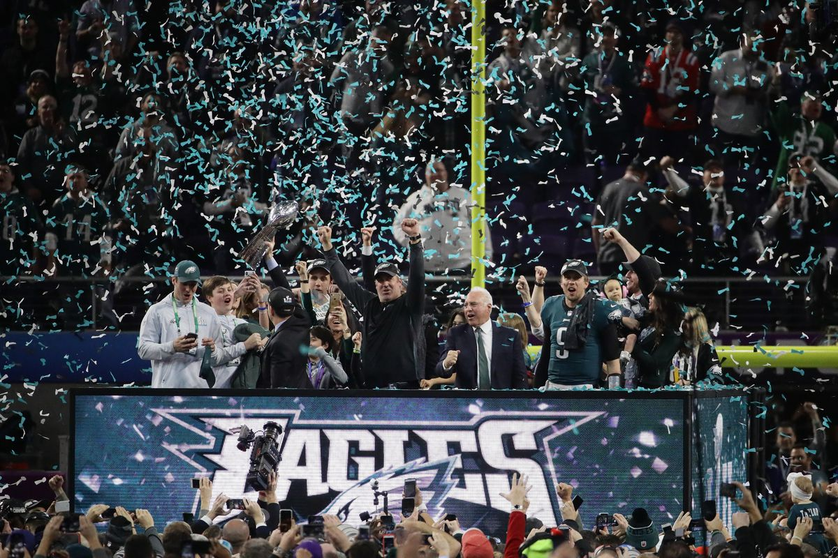 Photo by Jonathan Daniel Getty Images. Nick Foles won Super Bowl MVP after  a heart-stopping Eagles ... 5b64c36e5
