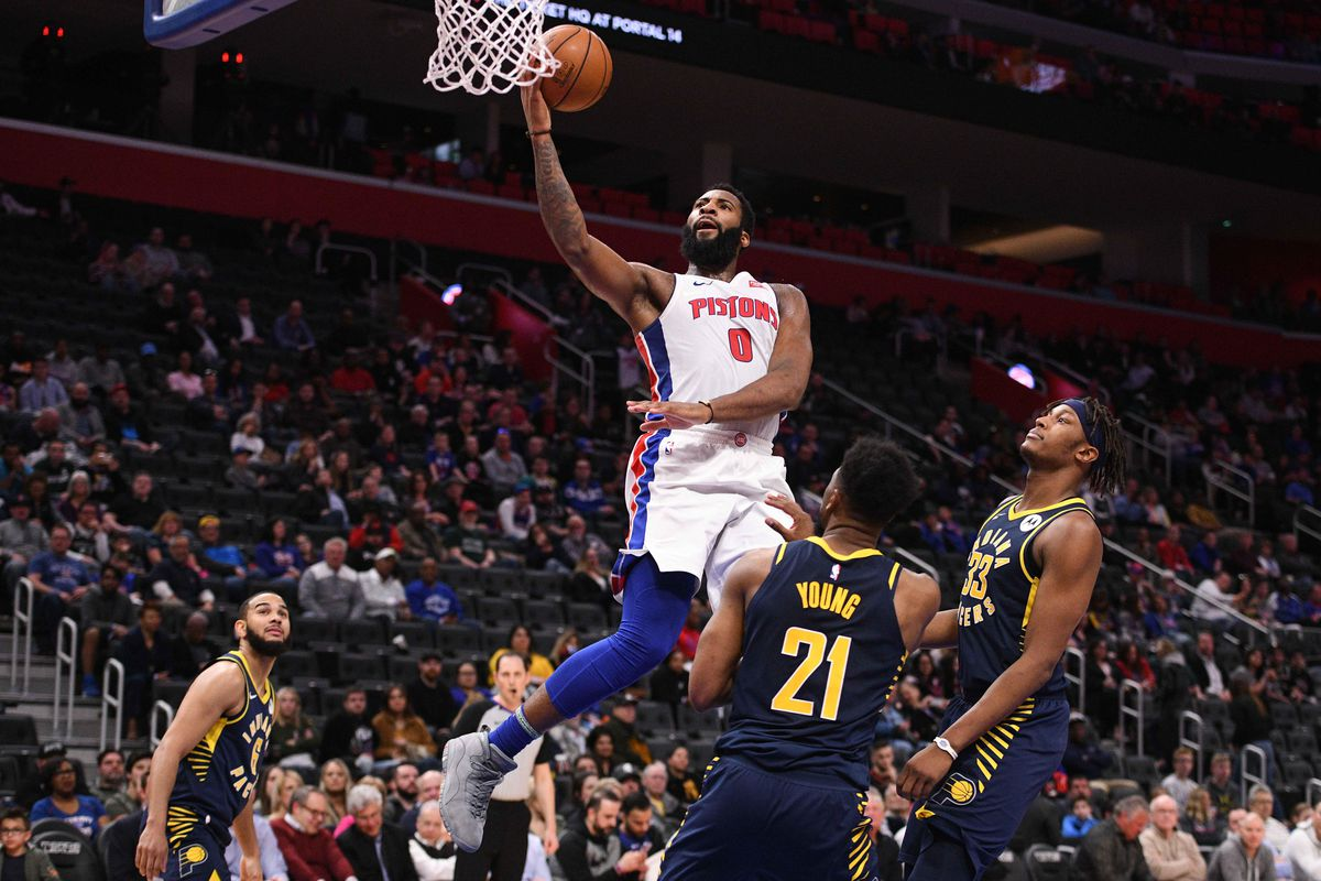 Why We Love Andre Drummond And You Should Too Detroit Bad Boys