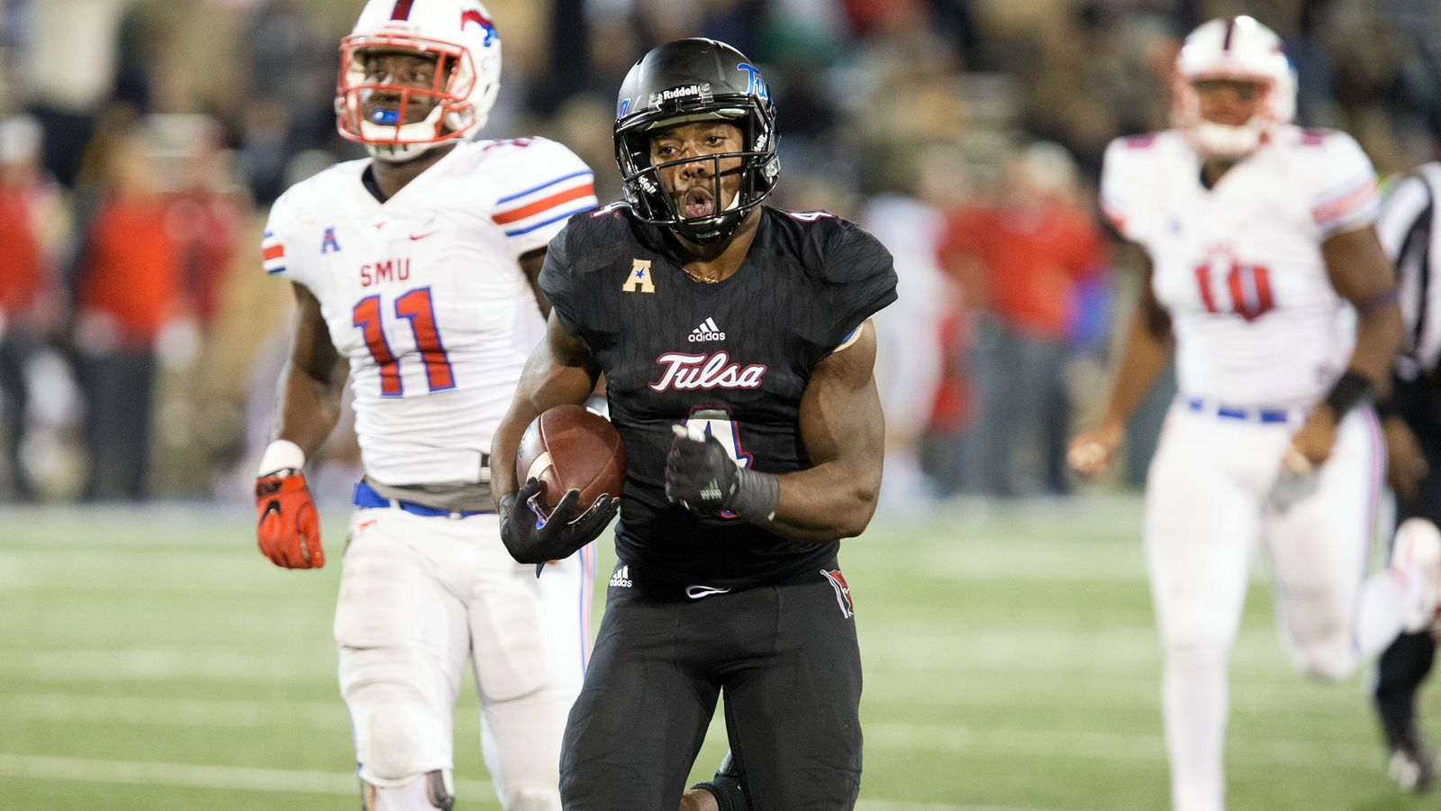 Tulsa Football 2017 Aac Champs If This Offense Is Truly