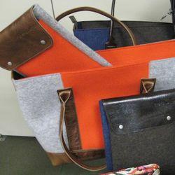 Graf & Lantz iPad sleeves and boat bags, $90-$248