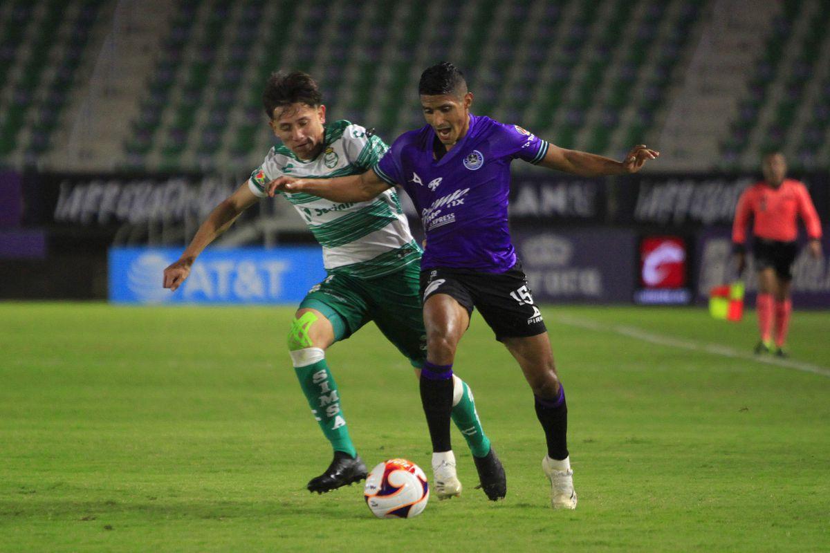 Mazatlan FC v Santos Laguna - Torneo Guard1anes 2021 Liga MX