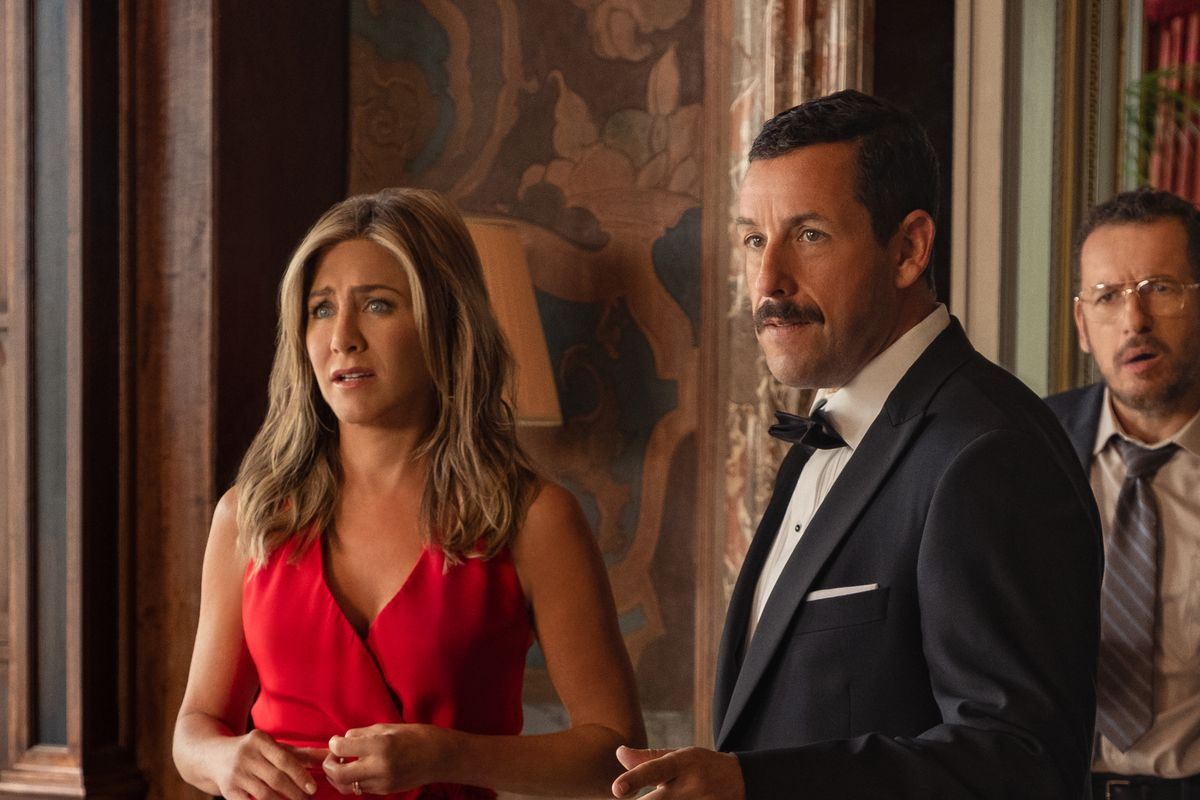 Netflix's Murder Mystery: Adam Sandler and Jennifer Aniston