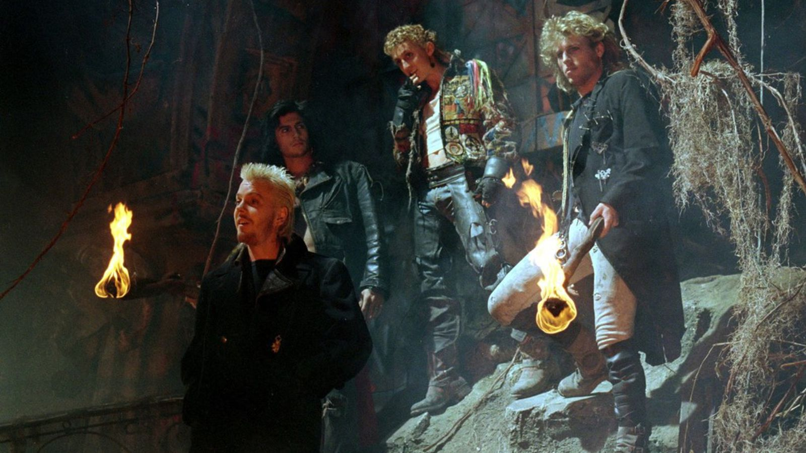 the lost boys David is a vampire and secondary antagonist in lost boys, mistakenly presumed to be the head vampire by michael, sam and the frog brothers he is obviously the head of the main group and is seen and treated as the leader however, the official title is not his in the events of lost boys, it was.