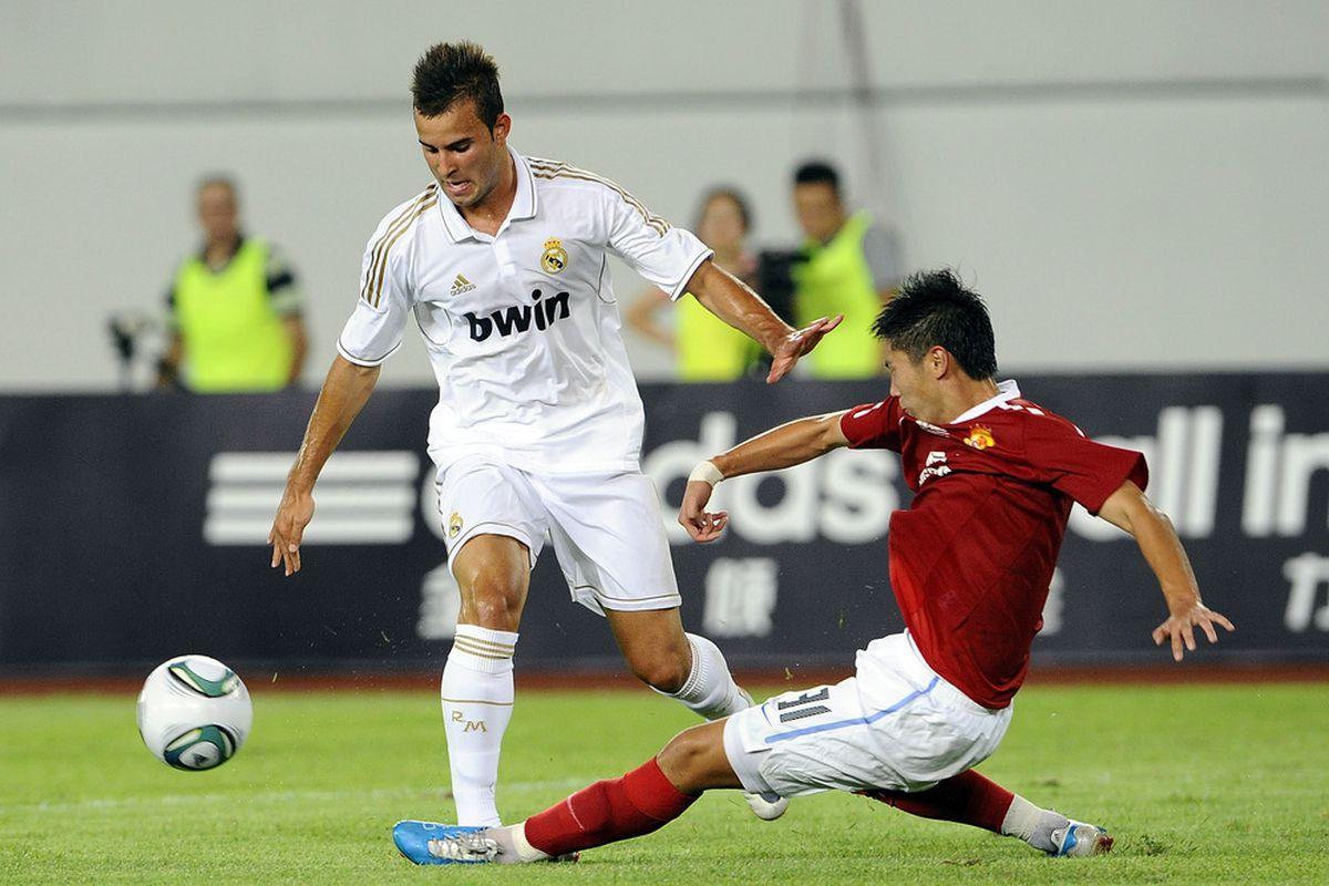Young Jesé Rodriguez leads RM Castilla