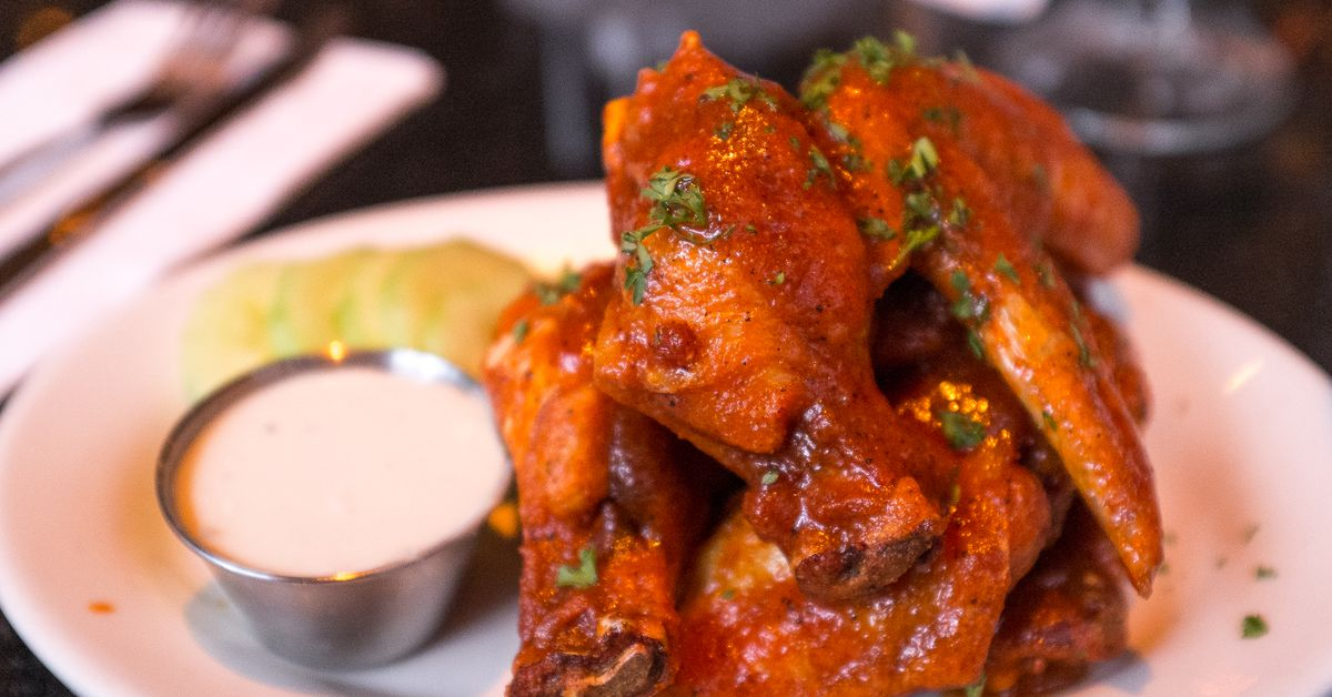 12 Addictive Wings In New York City