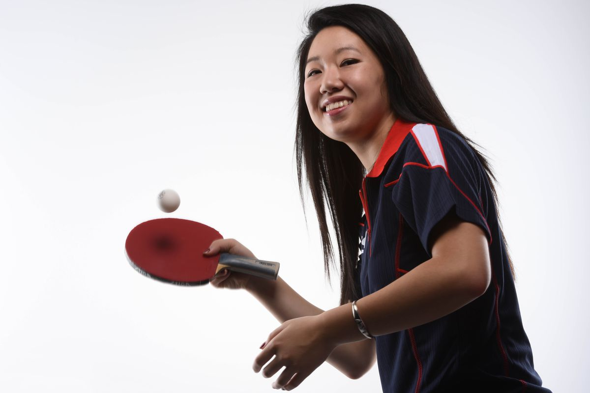 Cal student Lily Zhang will be a second time Olympian in Rio.