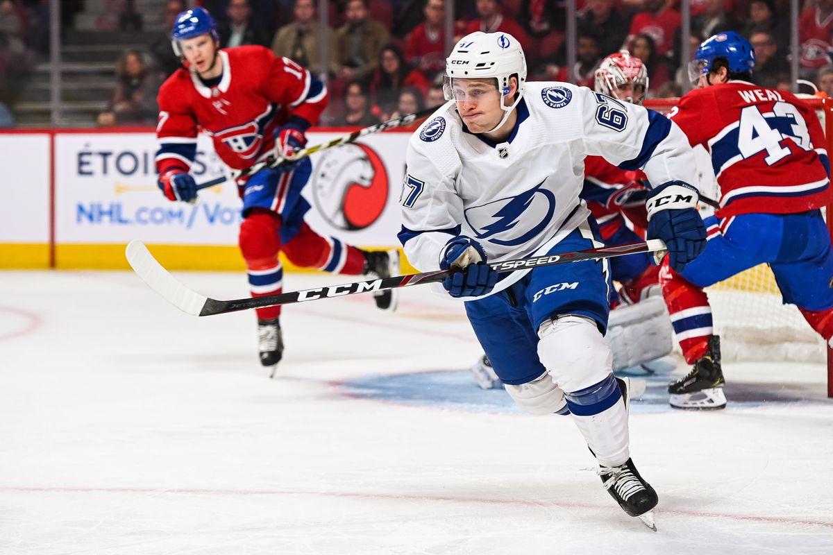 NHL: JAN 02 Lightning at Canadiens
