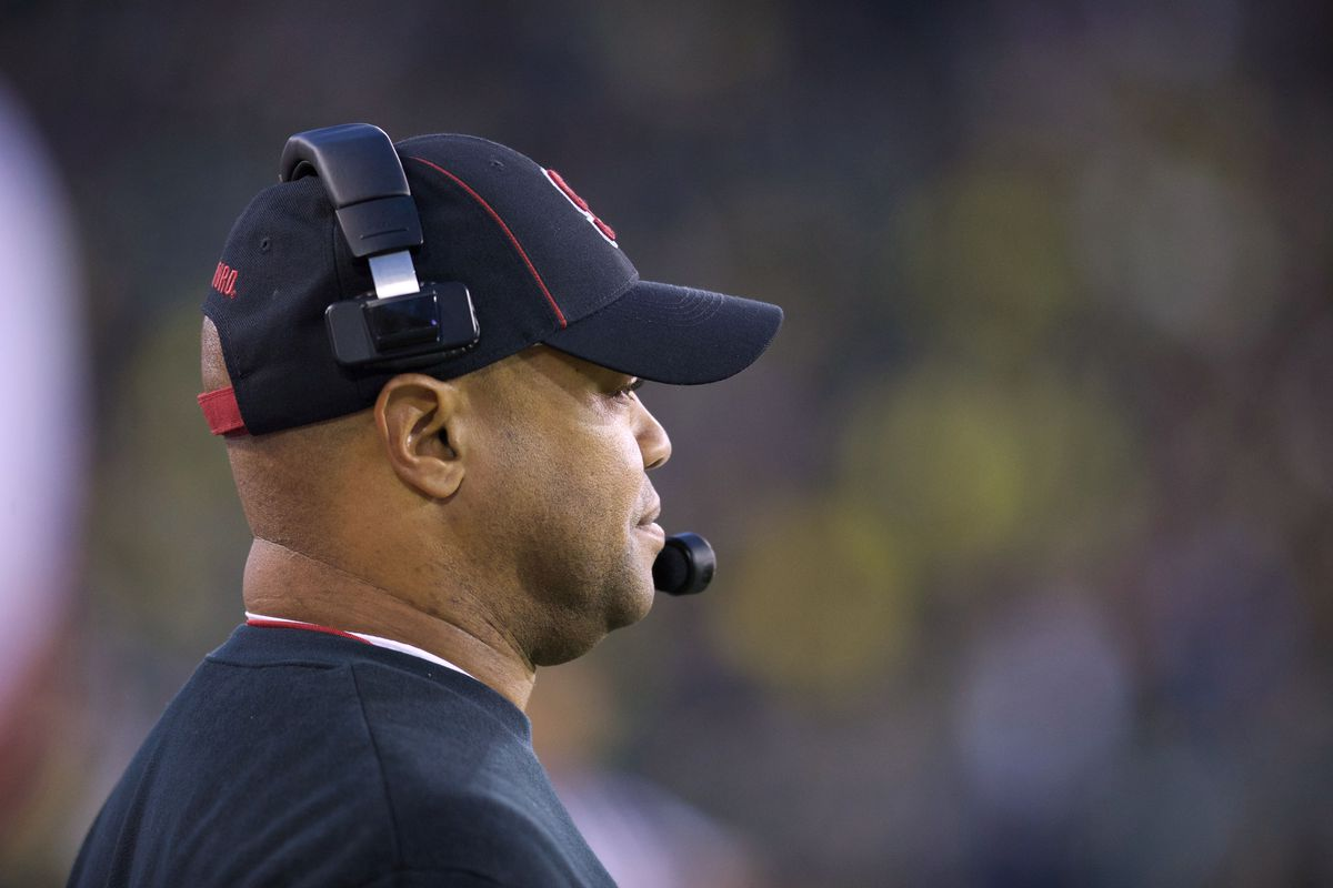 David Shaw's defensive rebuild is a key story line in the Pac 12 this spring.