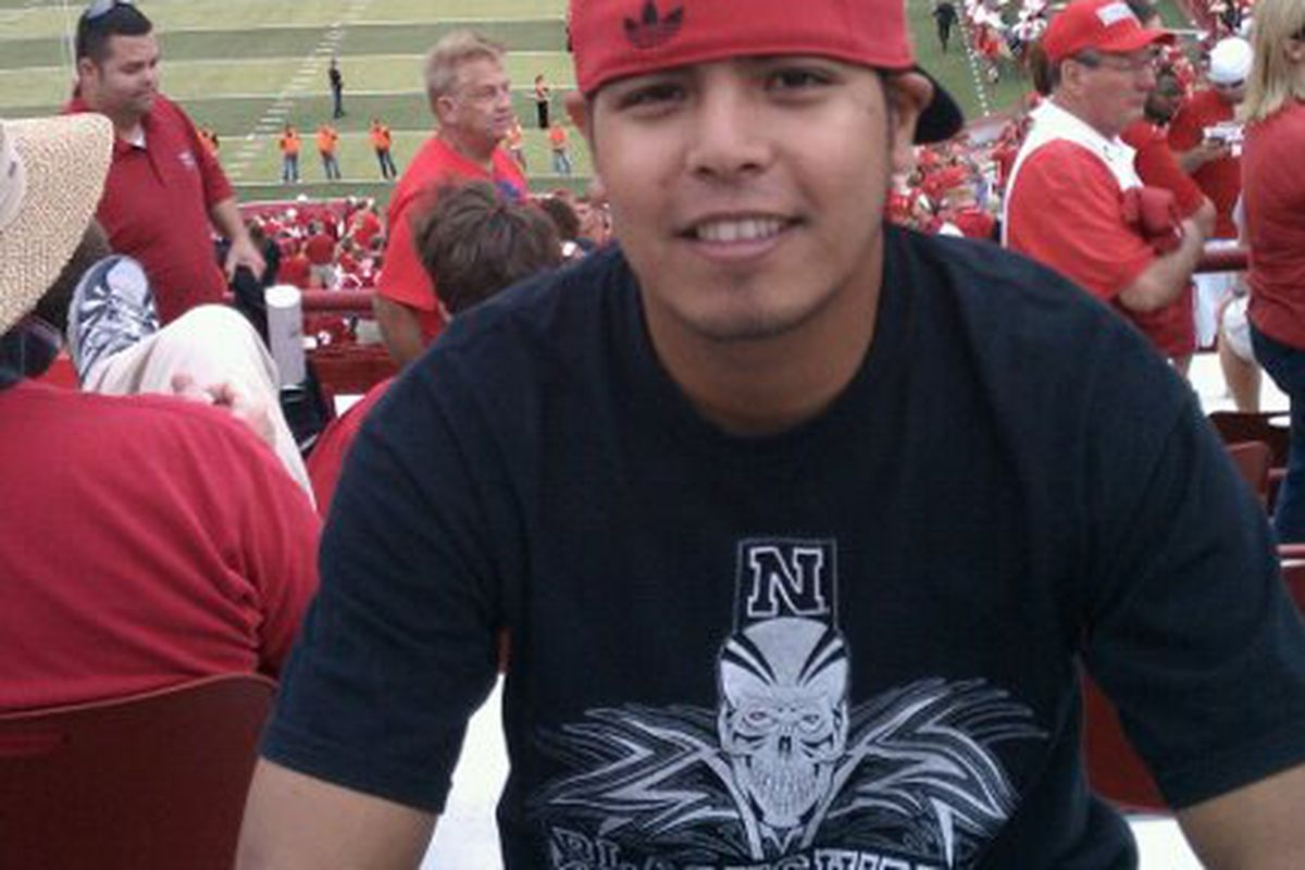 The man behind NCB is a Husker fan through and through.