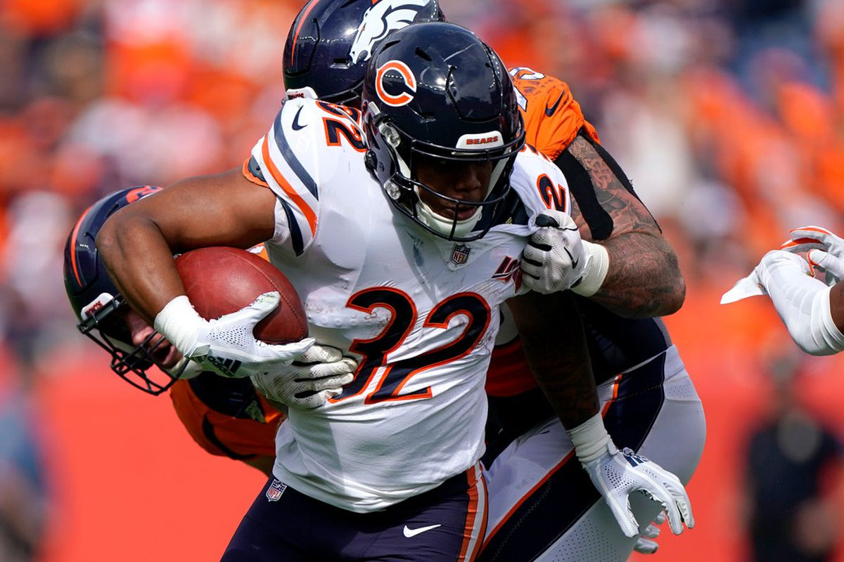Bears vs Broncos 2019: Final score and highlights