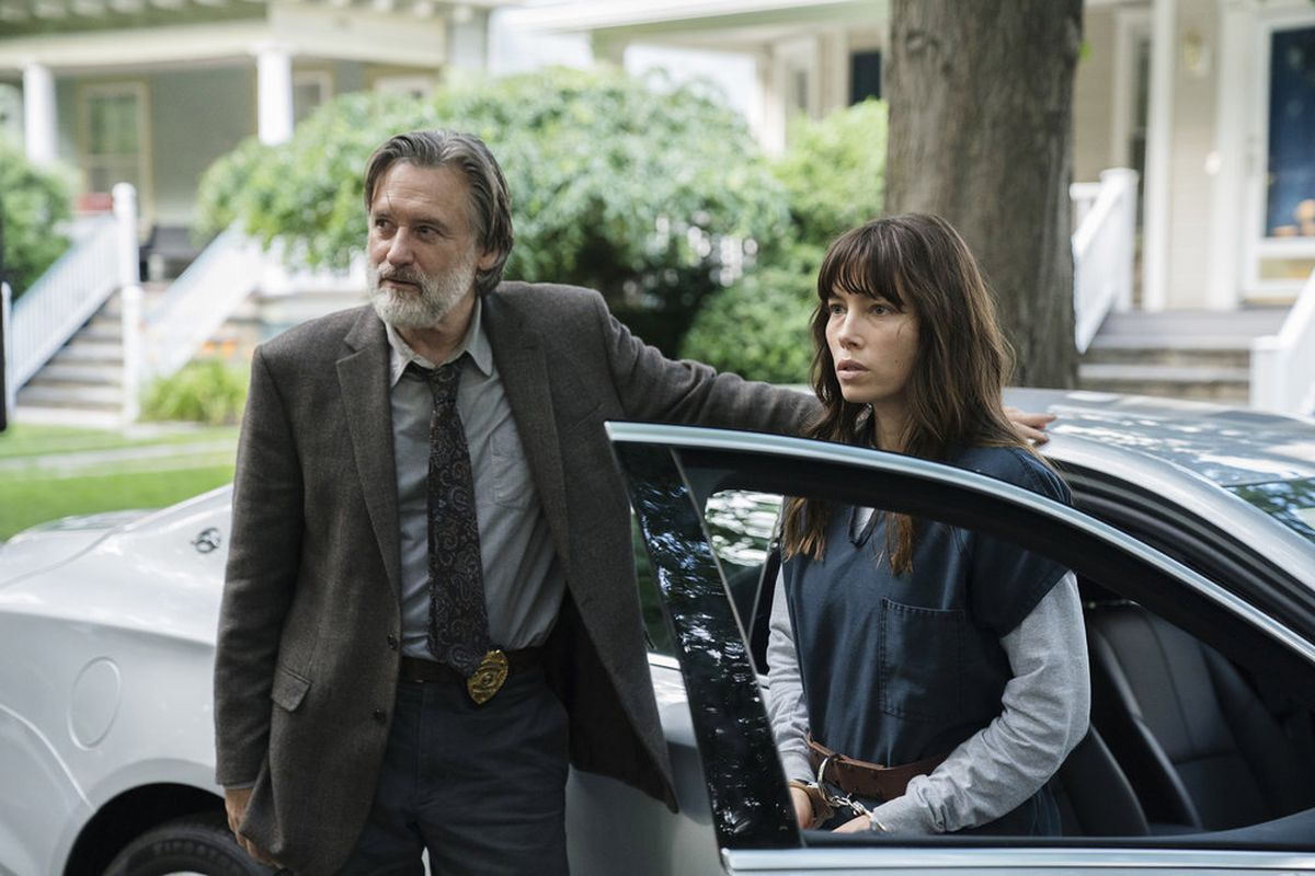 Bill Pullman And Jessica Biel Star In Usas The Sinner Peter Kramer Usa Network