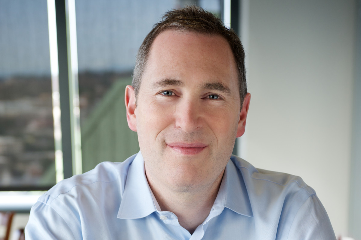 Image result for andy jassy