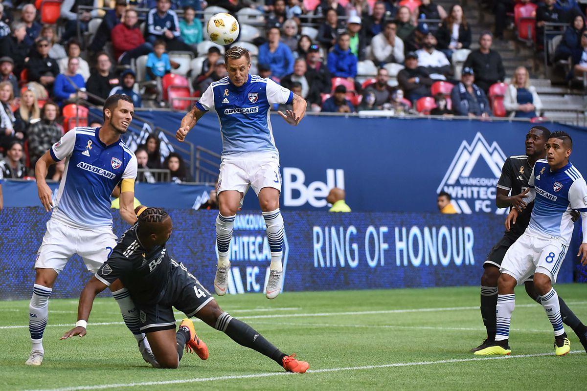 MLS: FC Dallas at Vancouver Whitecaps