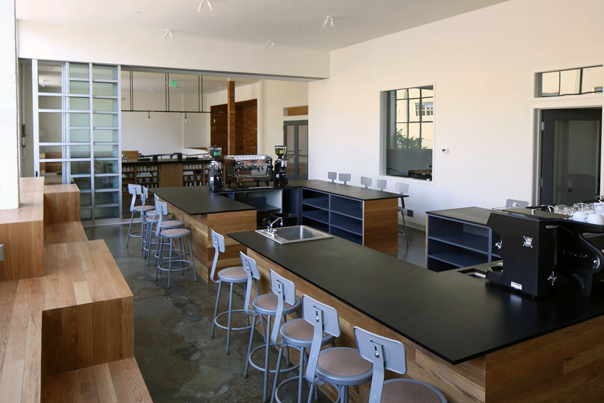Counter Culture's Emeryville Training Center and Roastery
