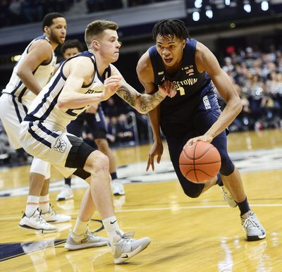 NCAA Basketball: Georgetown at Butler