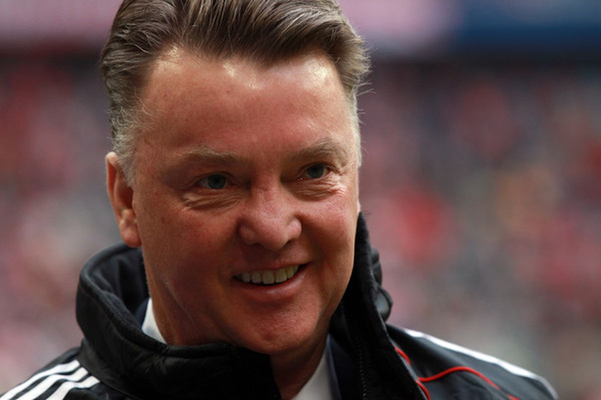 What Would Louis Van Gaal's Manchester United Look Like
