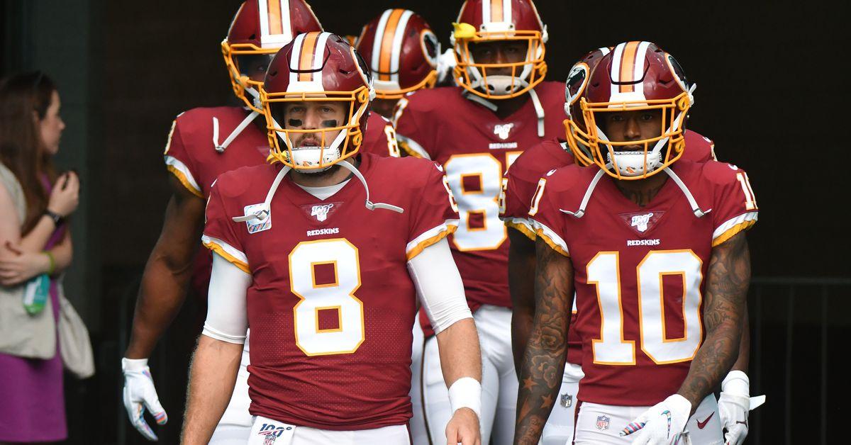 NFL Week 6: Washington Redskins vs Miami Dolphins 3rd Quarter