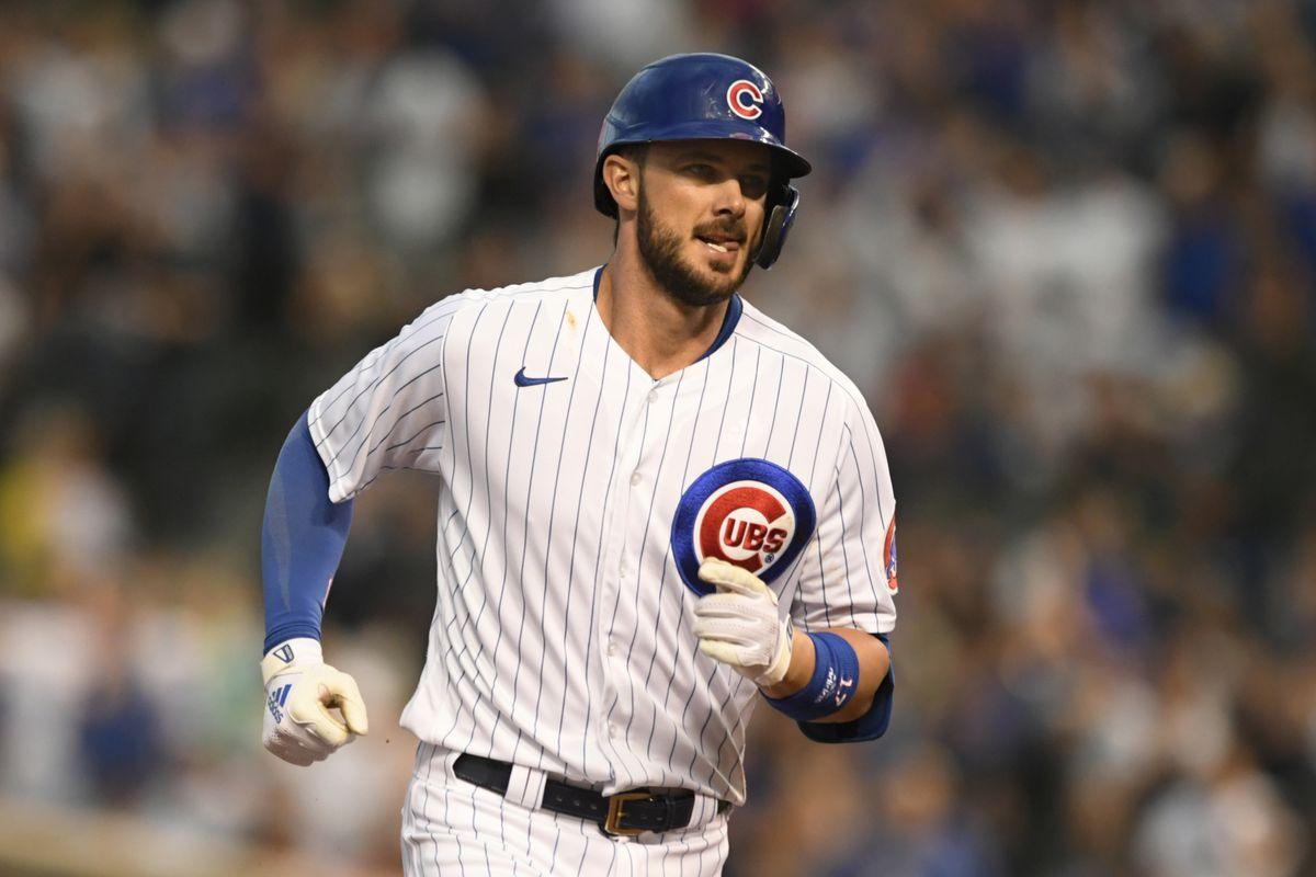 The Cubs sent Kris Bryant to the Giants.
