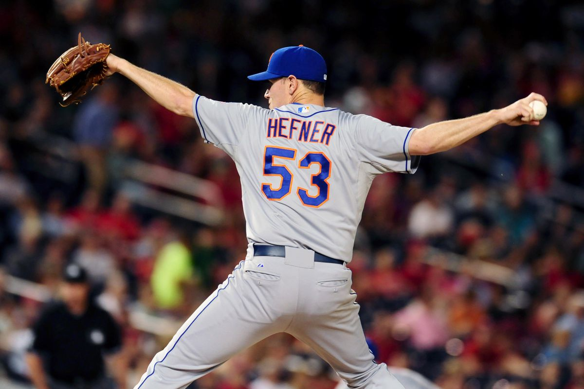 Should Jeremy Hefner have gained the trust of mixed league fantasy GM's?