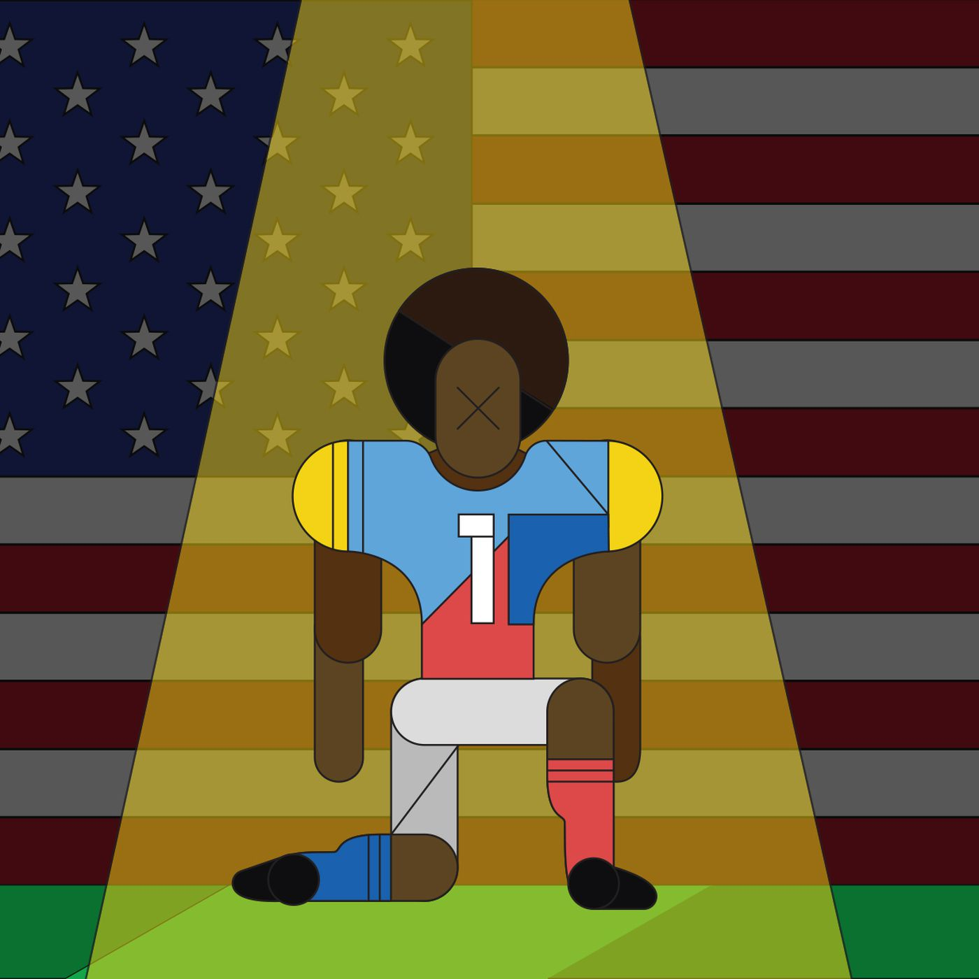best service 84bb9 73913 Why NFL players protest and how their message gets lost in ...