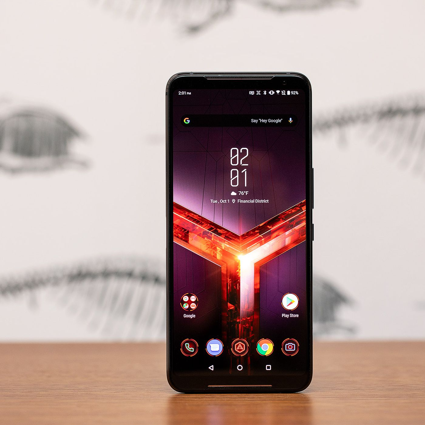 Asus Rog Phone Ii Review A Tough Sell For Anyone Not Just