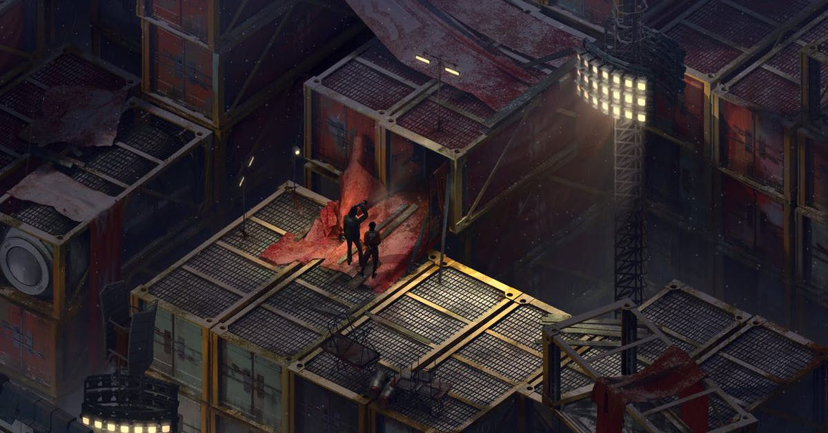 Disco Elysium: The Final Cut on PlayStation has some bugs that need investigating