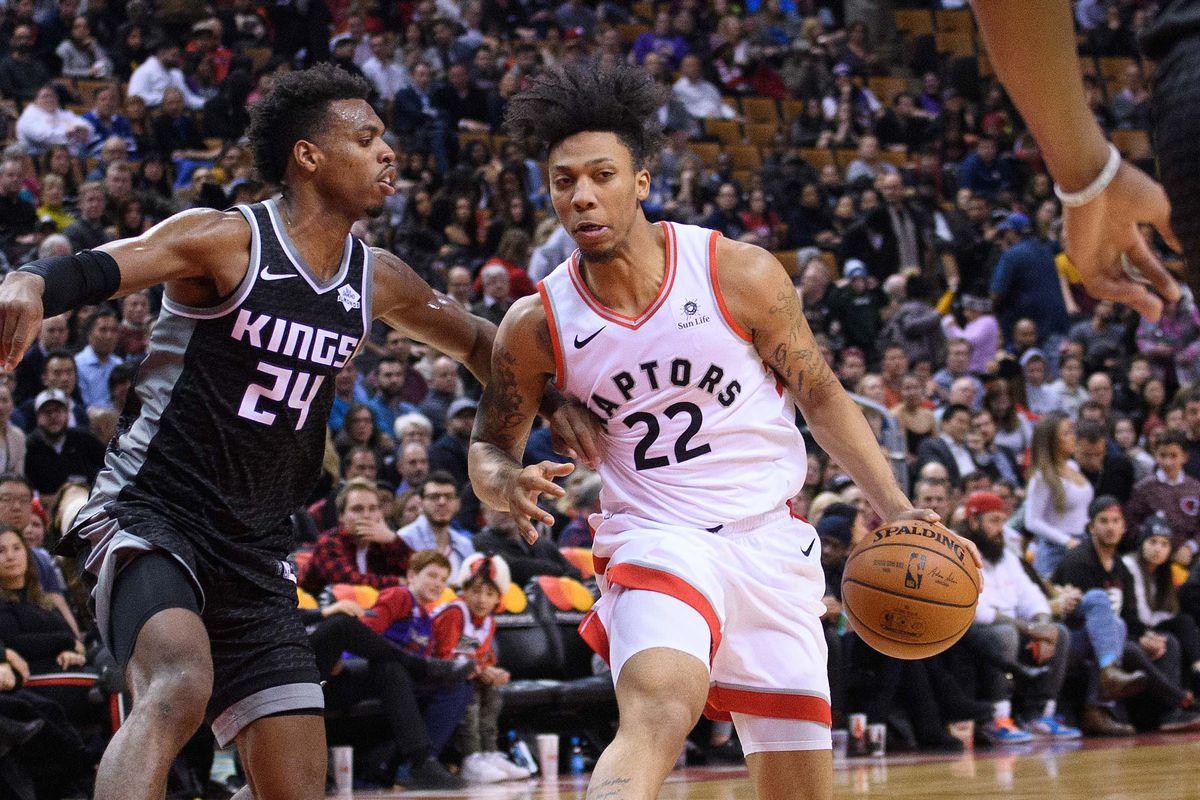 NBA Trade Deadline Report: Toronto Raptors unloading Malachi Richardson to Philadelphia 76ers