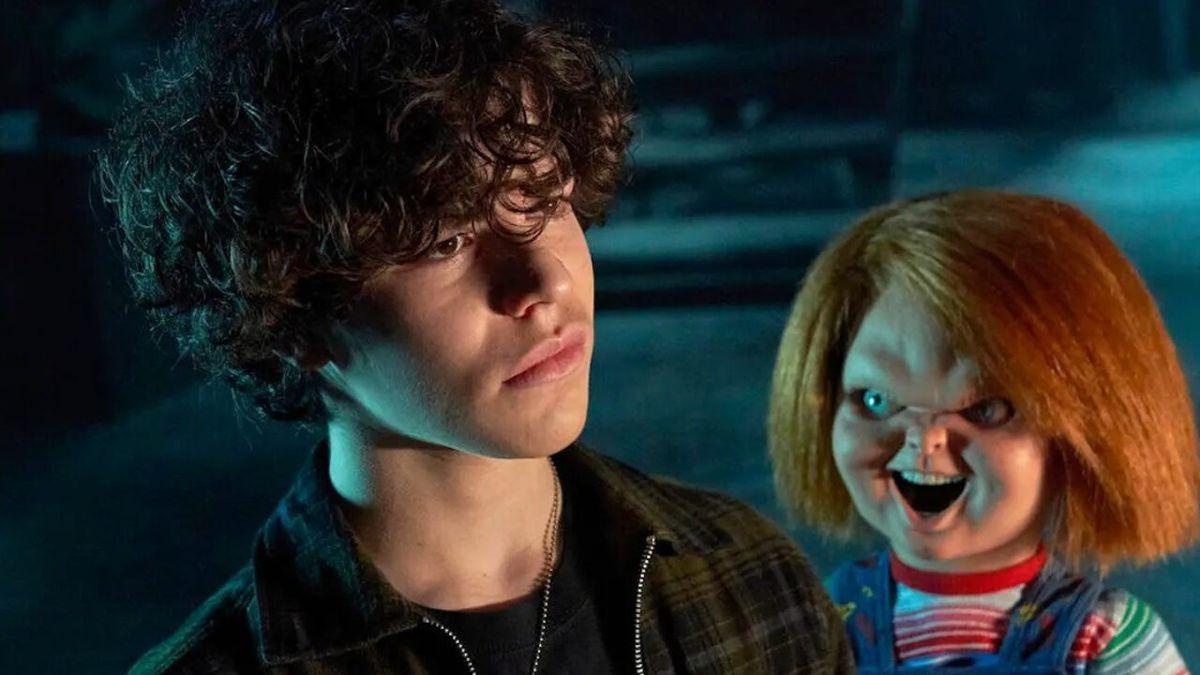 Chucky shows his true colors, Zackary Arthur looks kinda bored