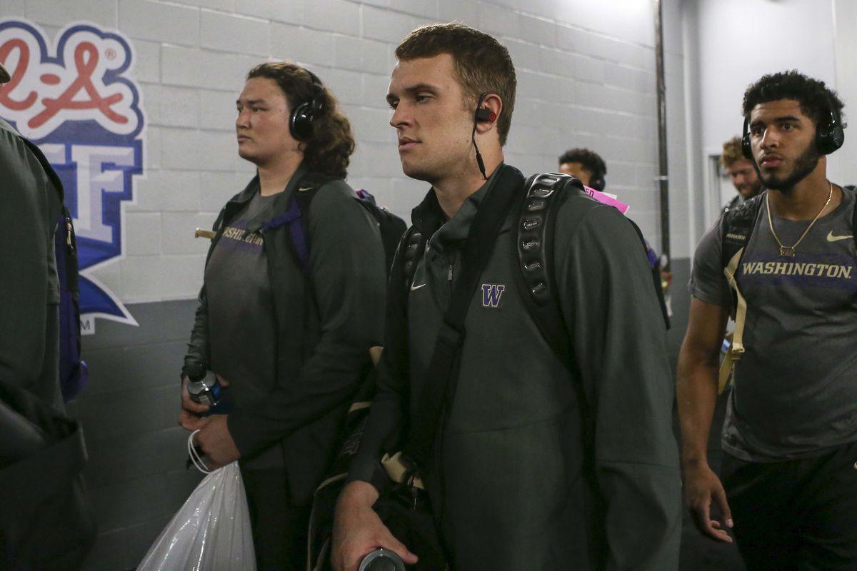 NCAA Football: Chick-fil-A Kickoff Game-Auburn at Washington