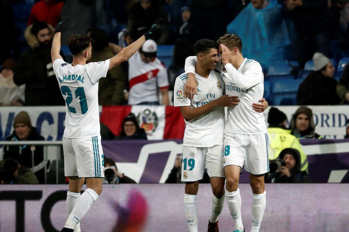 Real Madrid vs Fuenlabrada: Copa del Rey