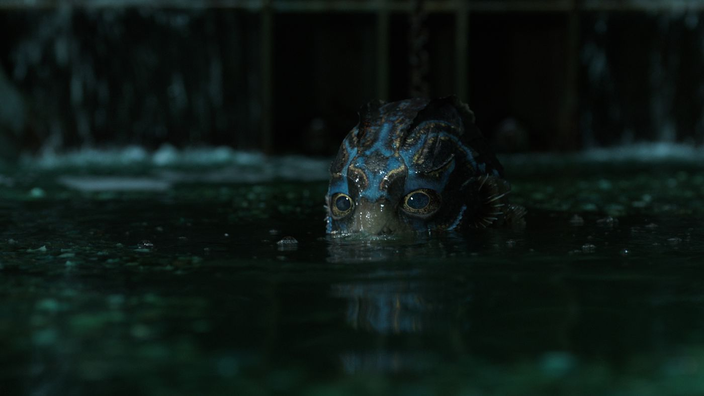 How The Shape of Water's visual effects turned a merman into a