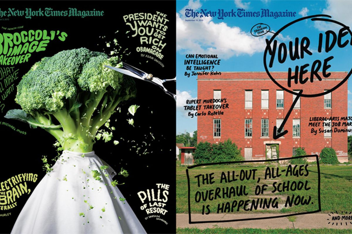 nyt mag covers