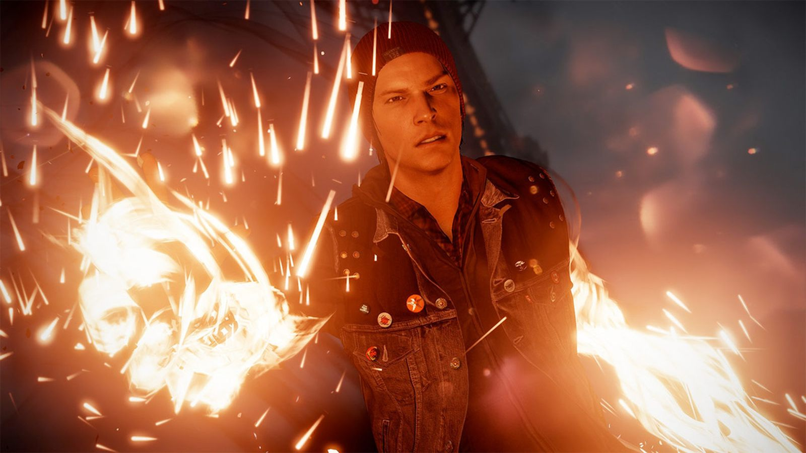 Infamous Second Son On The Playstation 4 Has The Perfect Runway