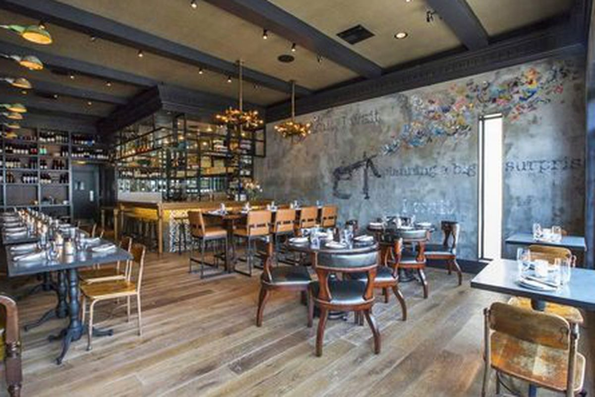 Jonathan Gold Takes A General Liking To Little Sister The Manhattan Beach Restaurant Opened In July By Restaurateur Jed Sanford And Chef Tin Vuong