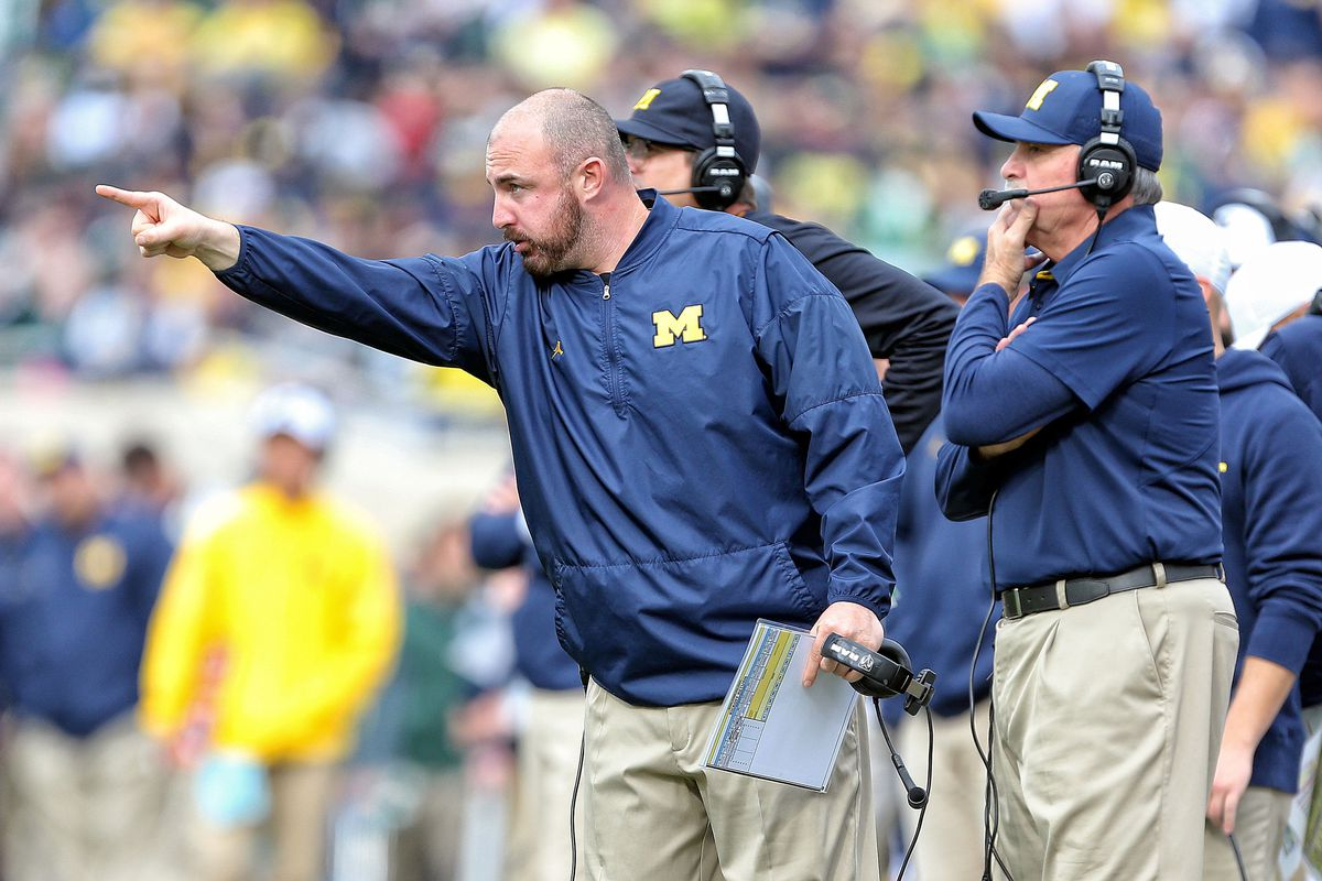 Chris Partridge Greg Mattison comments