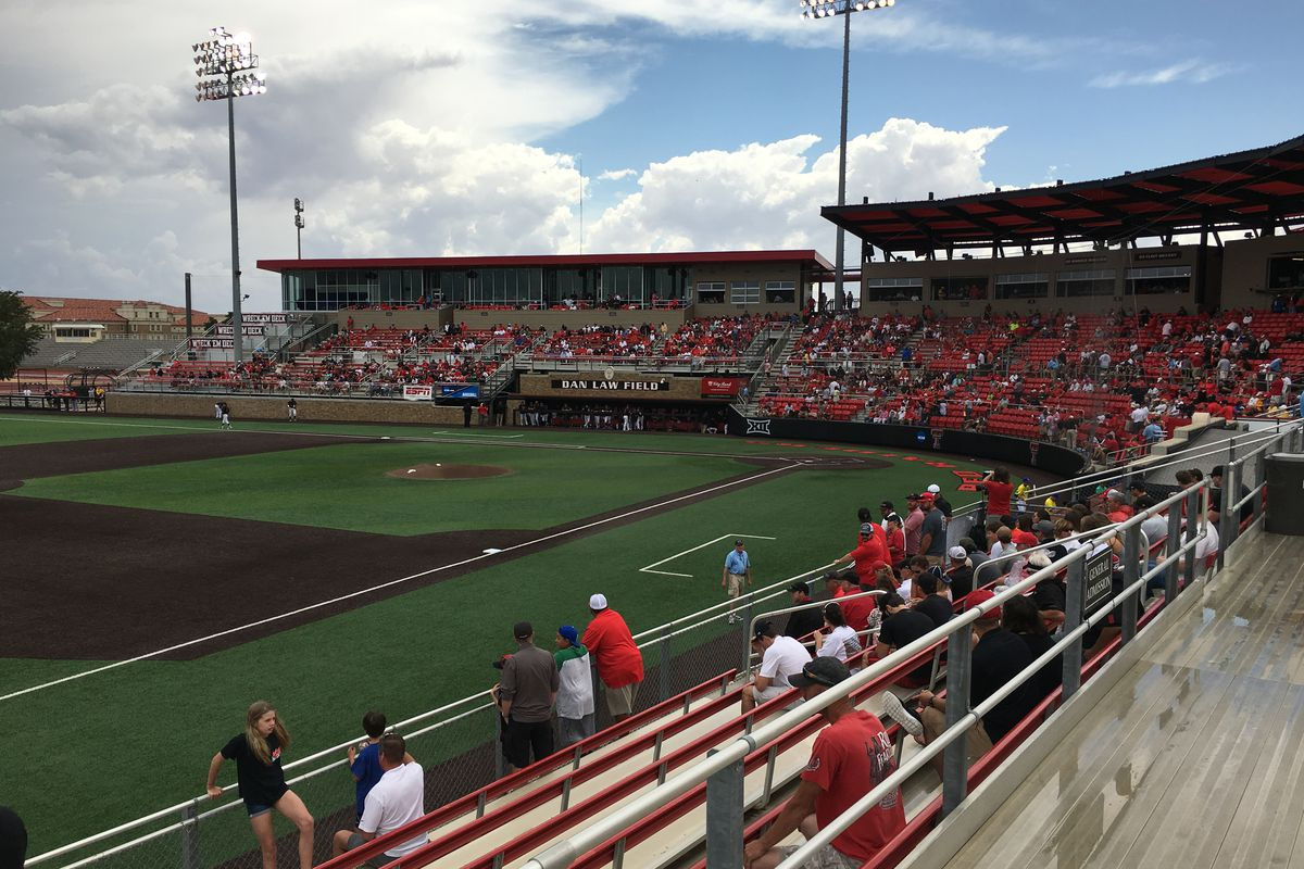 Gingery Dominant in Texas Tech Shutout Win Over Sam Houston State