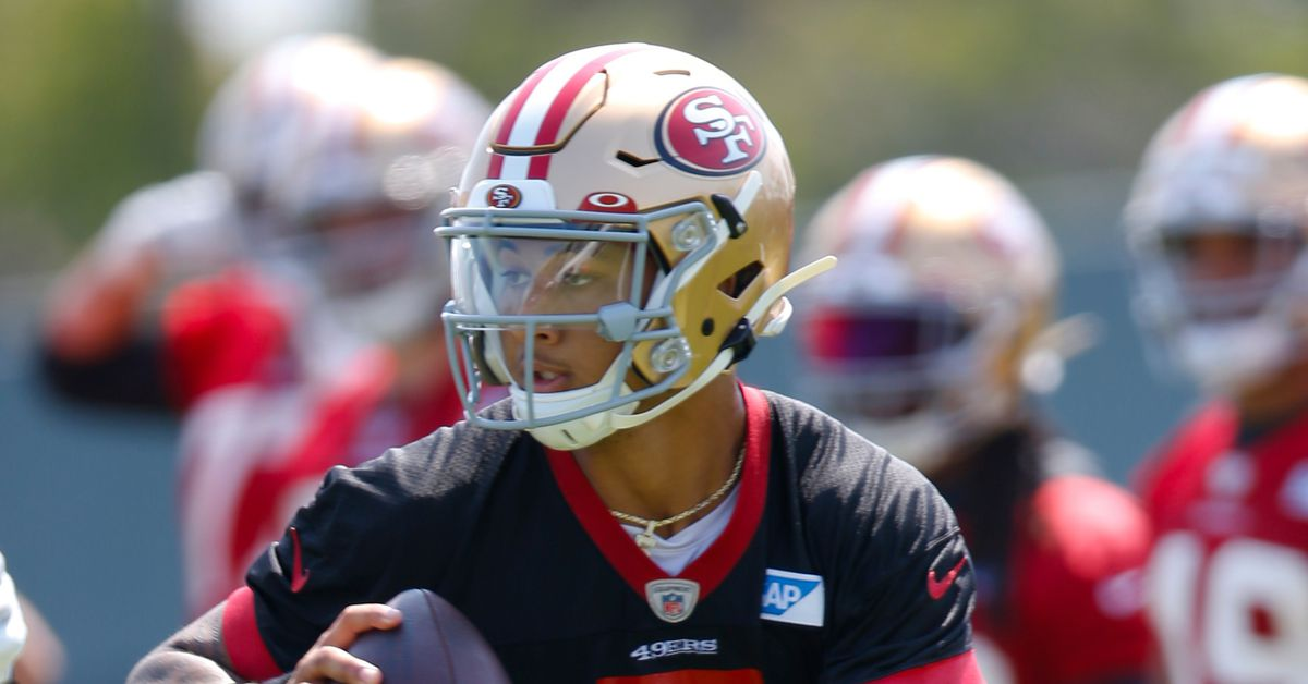 49ers news: How Trey Lance is actually helping the defense - Niners Nation