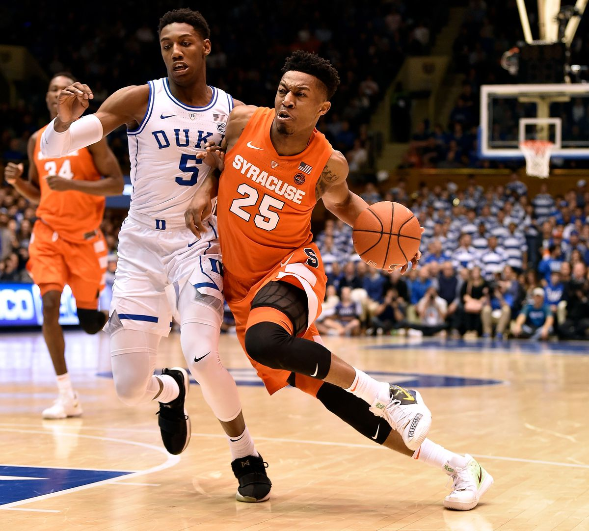 Syracuse Basketball Vs Duke Tv Streaming Time Odds History