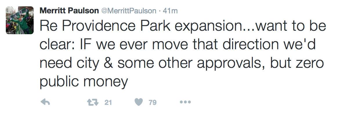 paulson on stadium expansion 1
