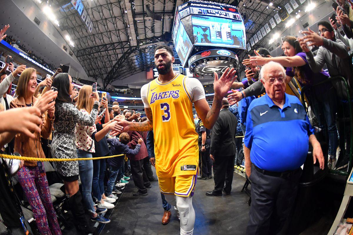 Lakers Rumors Anthony Davis Free Agency Saga Updates