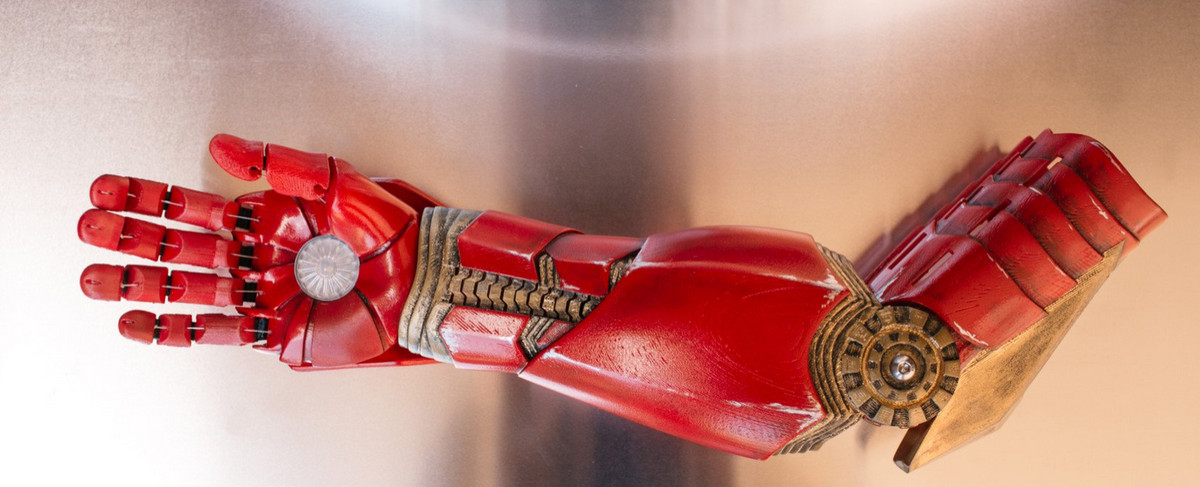 iron man arm 2